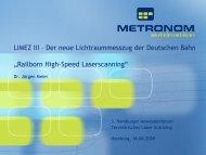 Railborn High-Speed Laserscanning - Geomatik-hamburg.de