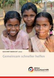 Nothilfephase - Aktion Deutschland Hilft