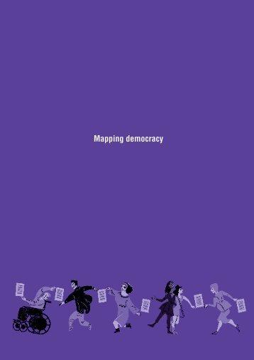 Mapping democracy - Anne Helmond