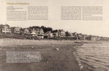 Ghosts of Haileybury - Global Bird Photos Collection