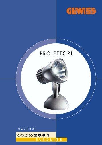 Proiettori (Page 1) - Gewiss