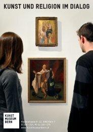 Kunst und Religion im Dialog - Gesamtkirchgemeinde Bern