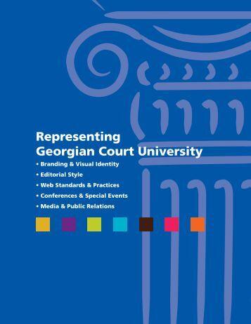 Representing Georgian Court University
