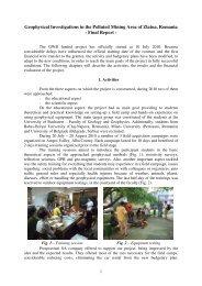 Final Report - geo.edu.ro