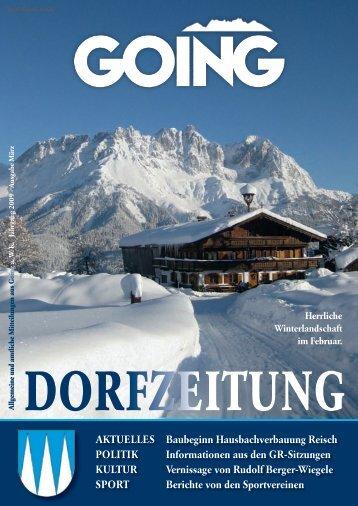 5,37 MB - Going am wilden Kaiser - Land Tirol