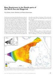 Geological Survey of Denmark and Greenland Bulletin 15 ... - Geus