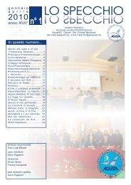 aprile 2010 anno xvii n.1 - Gruppo Lavoratori Agusta Seniores
