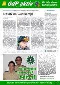 GdP aktiv 2011-02-08.pub - GdP Mannheim - Seite 7
