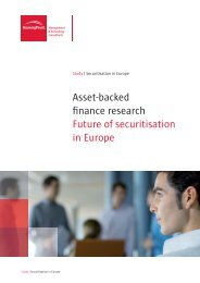 Asset-backed finance research Future of ... - BearingPoint