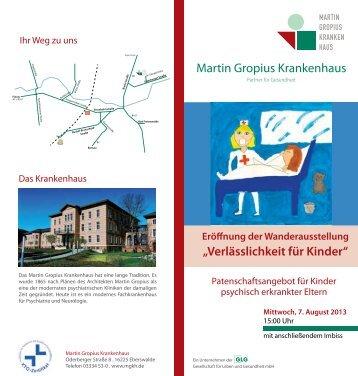 Programm - GLG Gesellschaft für Leben und Gesundheit mbH