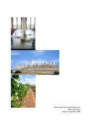 Weinreise der Geniesserakademie ins Ribera del Duero 10. bis 14 ...