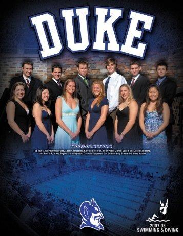 Full page fax print - Duke University Athletics
