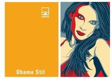 Obama Stil