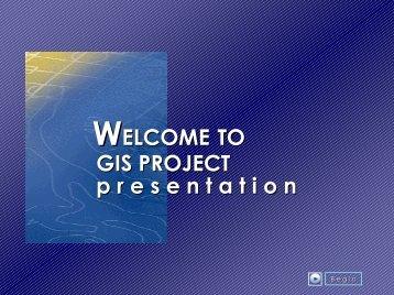 GIS Project - Presentation