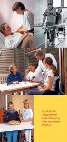 Flyer Frührehabilitation - Gemeinschaftskrankenhaus Herdecke - Seite 5