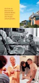 Flyer Frührehabilitation - Gemeinschaftskrankenhaus Herdecke - Seite 6