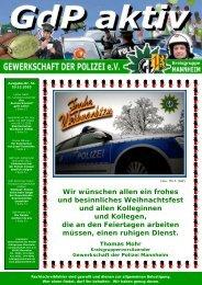 GdP aktiv 2010-12-20 - GdP Mannheim