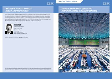 FInancIaL ManaGeMent consuLtInG - IBM