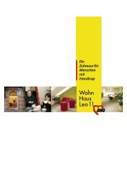 Wohn Haus Leo 11 - AWO Karlsruhe