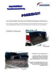 Oberflächenbeschichtung Poseidon - Autohaus Elmshorn