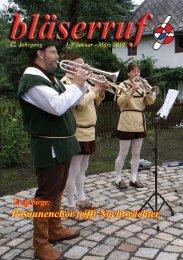 Bläserruf 01-2010.pdf - Gnadauer Posaunenbund