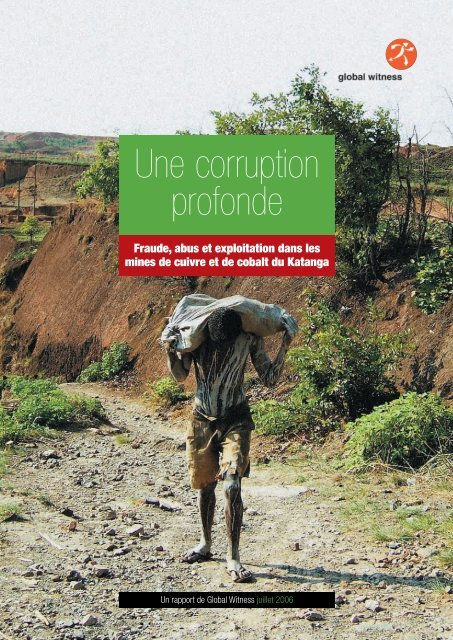 Une corruption profonde - Global Witness