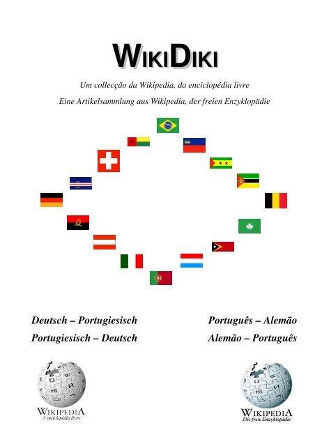 Língua Portuguesa Wikimedia