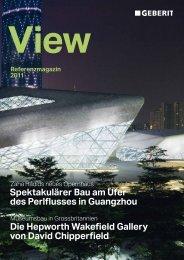 Spektakulärer Bau am Ufer des Perlflusses in Guangzhou ... - Geberit
