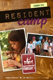 to download the 2010 Resident Camp Guide. - Girl Scouts Heart Of ...
