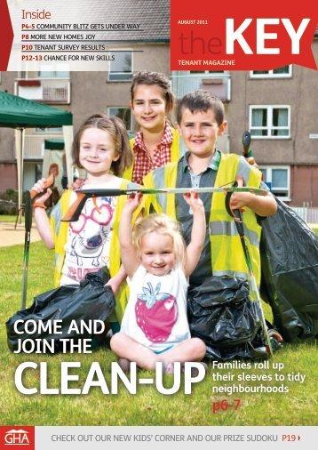 theKEY - Glasgow Housing Association