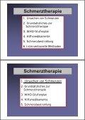 Schmerztherapie & Fatigue - Seite 2