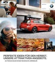 Flyer Download - BMW Baum Automobile