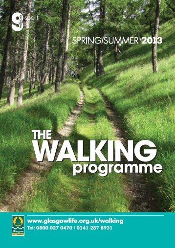walking prog spring 2013_Layout 1 - Glasgow Life