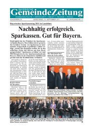 GZ 3 - Bayerische Gemeindezeitung