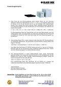Black Box erklärt USV - Black Box Deutschland Gmbh - Seite 7