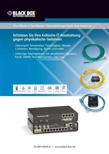 Alertwerks - Environmental Monitoring Systeme (EMS