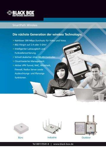 Die nächste Generation der wireless Technologie.