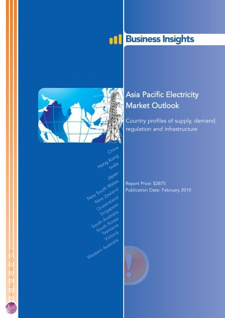 Asia Pacific Electricity Market Outlook - Business Insights