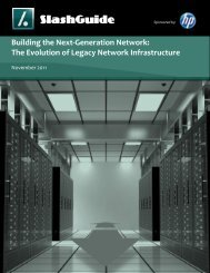 The Evolution of Legacy Network Infrastructure - Go4Media