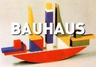 Bauhaus - Gestaltungs- und Medientechnik