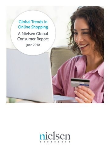 Global Trends in Online Shopping A Nielsen Global Consumer Report