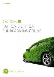 fahren sie ihren fuhrpark ins grüne - GE Capital Deutschland