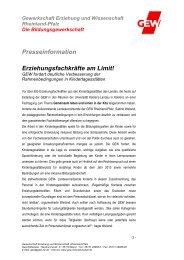 PM 2012-09-20 Kita-Tag.pdf - GEW Rheinland-Pfalz