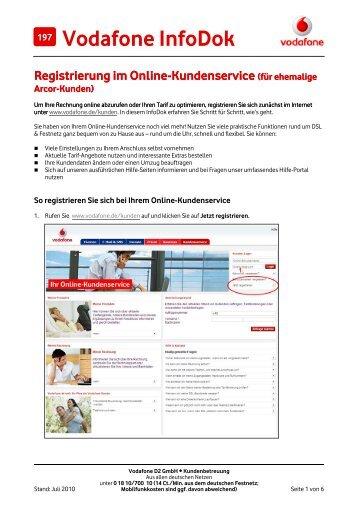 www.vodafone.de/registrierung