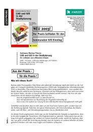 NEU 2003! - GeoBranchen