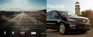 Traverse - GM Canada
