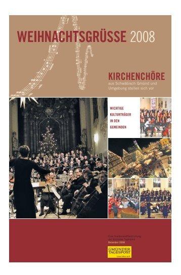 Weihnachtsgrüße (14,46 MB) - Gmünder Tagespost