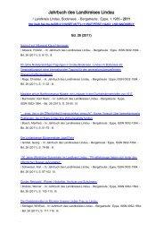 (pdf) Inhaltsverzeichnis Landkreis Lindau Jahrbuch - Gmv ...