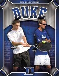 1 - Duke University Athletics