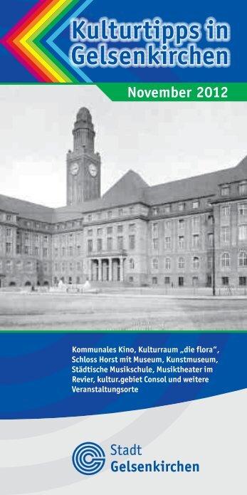 november 2012 - Stadt Gelsenkirchen